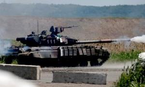 Ukrainian tank (--Russia Insider)