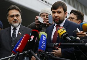 Vladislav Deinego, Denis Pushilin (--bignews2day.com)