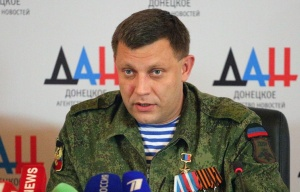 Alexander Zakharchenko (--Mikhail Sokolov/TASS)