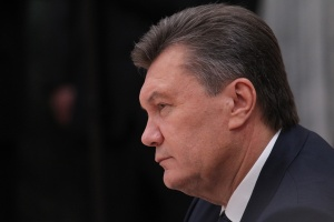 Viktor Yanukovych (--Getty Images)