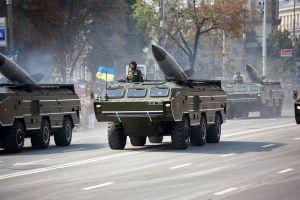 Tochka-U missile (--Wikipedia)