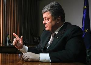 Petro Porkoshenko (--Slate.com/Valentyn Ogirenko/Reuters)