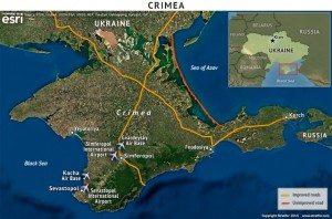 Crimea (--stratfor)
