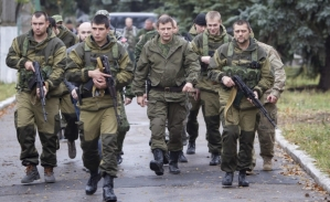 Real heroes of Donbass