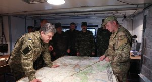 Poroshenko plans Anti-Terrorist Operation
