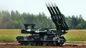 BUK missile system (--.news.com.au)