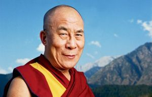 Tenzig Gyatso, 14th Dalai Lama (--pictures.news.com)