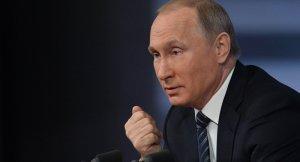 Vladimir Putin (--Sputnik/Ramil Sitdikov)