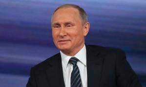 Vladimir Putin (--The Guardian)