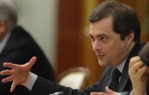 Vladislav Surkov (--TASS)