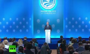 Vladimir Putin, Ufa, Russia July 10, 2015