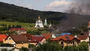 Mukachevo, Transcarpathia (--vesti.ru)