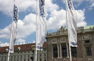 OSCE, Vienna (--www. gov.uk)