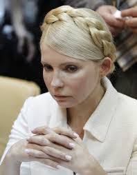 Yulia Tymoshenko (--ibtimes.co.uk)