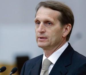 Sergey Naryshkin (--Anna Isakova/Duma Press/TASS)
