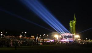 Valentina Lisitsa concert, Donetsk, June 22, 2015