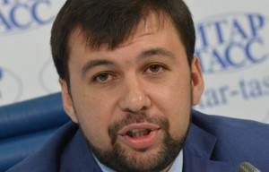 Denis Pushilin (--TASS)