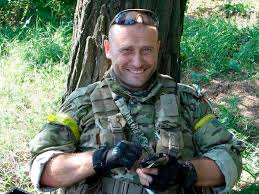 Right Sector leader Dmitry Yarosh (--urgente24.com)
