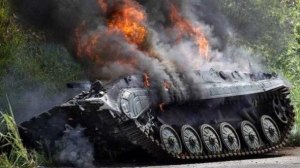 Yasinovatay tank battle (--Novorossia Today)