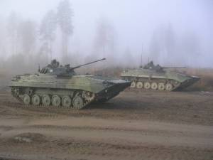 Infantry fighting vehicle (Russia Insider)