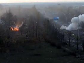 UAF near Yasinovataya Mar 26 (--fredjohs.blogspot.com)