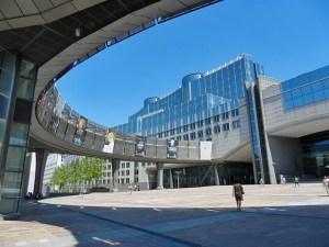 EU Headquarters in Brussels (--ricksteves.com)
