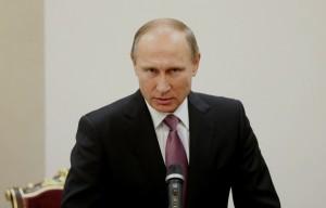 Vladimir Putin (--TASS)