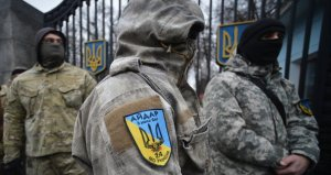 Aidar Battalion members (--Evgeny Kotenko/Sputnik/newcoldwar)