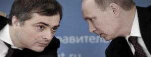 Vladislav Surkov, Vladimir Putin (--Slavyangrad)