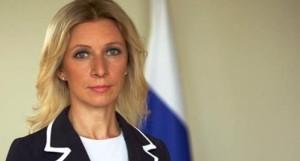 Maria Zakharova (--from PressTV)