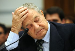 George Soros (--eaglerising.com)