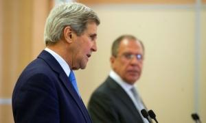 John Kerry, Sergei Lavrov, Sochi, May 2015 (--govexec.com)
