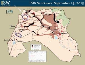 Click map to enlarge.(--ISW/Amanda Macias/Business Insider)