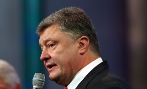 Petro Poroshenko, New York, September 27, 2015 (--from newyork.cbslocal.com)