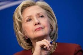 US Democratic presidential hopeful Hillary Rodham Clinton (--californiablog.com)
