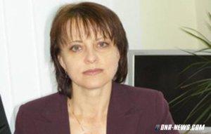 Journalist Olga Moroz