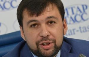 Denis Pushilin (--Tass, Yuri Mashlov)