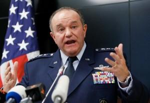 General Phillip Breedlove