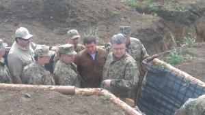 Petro Poroshenko in Mariupol