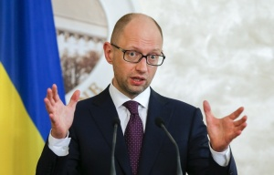 Kiev regime PM Arseney Yatsenyuk