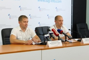 Miroshnichenko brothers defect to Lugansk
