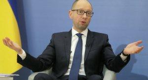 Arseney Yatsenyuk (--Sputnik /AP/ Efrem Lukatsky)