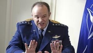 Gen. Philip Breedlove (--Maggie Ybarra)