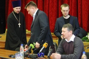 Igor Strelkov at Yekaterinberg (--znak.com)