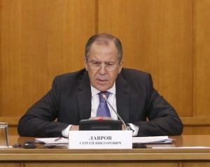 Sergei Lavrov (--Tass)