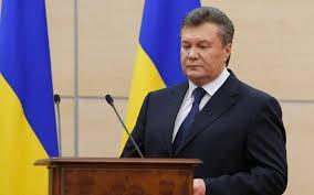 Ukraine President Viktor Yanukovich (--america.aljazeera.com)