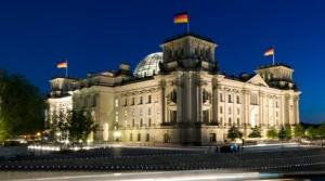 Deutscher Bundestag, Berlin, Germany (--www.saacke.com)