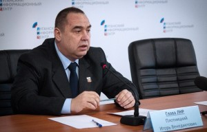 LPR Prime Minister Igor Plotnitsky (--Tass)