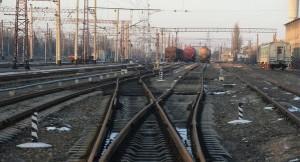 Debaltsevo railway restored (-- Sputnik/Mikhail Voskresentskiy)