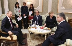 Minsk 2.0 Peace Talks (--Tass)